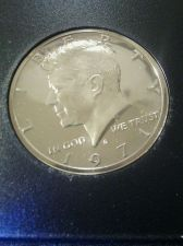 Buy 1971-S 50C (Proof) Kennedy Half Dollar