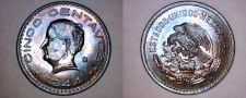 Buy 1944-Mo Mexican 5 Centavo World Coin - Mexico