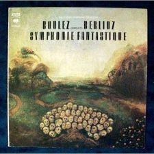 """Buy BOULEZ conducts BERLIOZ """"Symphonie Fantastique"""" Classical LP"""