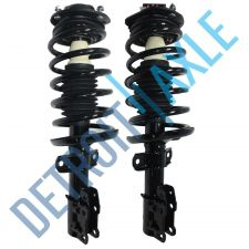Buy Pair of 2 NEW Front Driver and Passenger Ready Strut Assembly