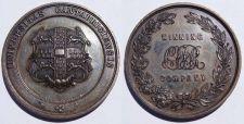 Buy 1896 Great Britain Cambridge University Volunteer Rifle Corps Medal
