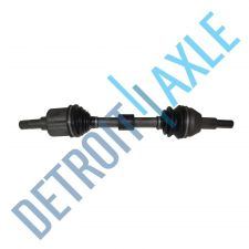 Buy Complete Front Driver Side CV Axle Shaft - 3.3L; - Made in USA
