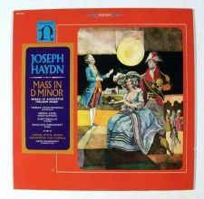 Buy JOSEPH HAYDN: Mass In D Minor (Missa In Angustiis) Vienna State Opera LP