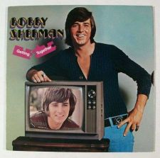 Buy BOBBY SHERMAN ~ Getting Together 1971 Pop LP Pinwheel Cover
