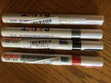 Buy Set of paint pens (4) included. Red, White, Back and Grey -USA Seller