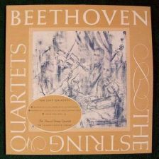 Buy BEETHOVEN ~ The Last Quartets / No. 15 & No. 13 Pascal Strings LP