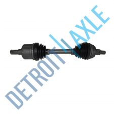 Buy Complete Front Passenger Side CV Axle Shaft - Non ABS, A.T. - Made in USA