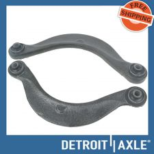 Buy Pair of 2 NEW Rear Upper Control Arm w/o Ball Joint Assembly Set Kit