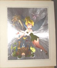 Buy Disney Tinker Bell Lithograph