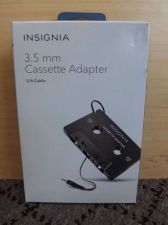 Buy Insignia 3.5mm Cassette Adapter