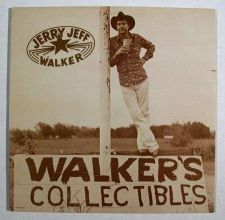 Buy JERRY JEFF WALKER ~ Walker's Collectibles 1977 Country LP