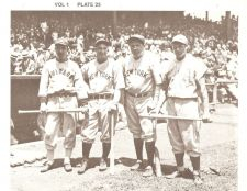 Buy Yankee's Baseball Old Photo (Reproductions) Nice Set