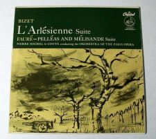 Buy BIZET ~ L'Arlesienne Suite / FAURE ~ Pelleas and Melisande Suite Classical LP