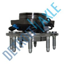 Buy NEW Front Driver or Passenger Wheel Hub & Bearing Assembly 4WD 4x4 ABS 8 Lug
