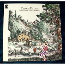 Buy CALLIOPE ~ FESTIVAL ~ An Italian Renaissance Revel 1984 Classical LP