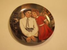 Buy Knowles China Plate - ANNIE and Grace Collectors Plate #F3677