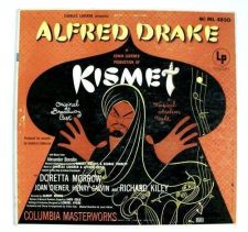 Buy KISMET 1954 Soundtrack LP