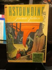 Buy Astounding Science-Fiction Aug. 1943 C.L. Moore, Boucher, Leiber, A. E. van Vogt