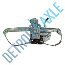 Buy NEW Rear Driver Side Window Regulator Assembly w/ Motor