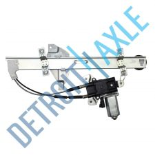 Buy NEW Front Passenger Side Power Window Regulator Assembly with Motor