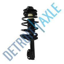 Buy 1 NEW Front Driver Side Complete Ready Strut Assembly - 4 Cyl Engine