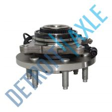 Buy New FRONT Drive or Passenger Wheel Hub Bearing - w/ ABS - 4WD AWD