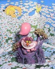 Buy Disney Alice In Wonderland Cheshire Cat miniature