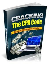 Buy Cracking The CPA Code ebook + 10 Free eBooks With Resell rights ( in PDF format