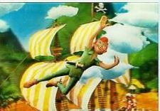 Buy Disney Peter Pan from 1966 rare 3d Lenticular Print