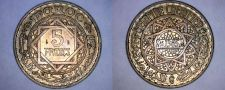 Buy 1946 (AH1365) Moroccan 5 Franc World Coin - Morocco