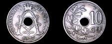 Buy 1927 Belgian 10 Centimes World Coin - Belgium