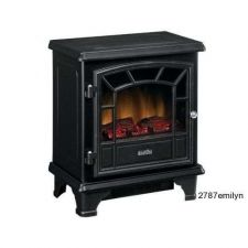 Buy Electric Stove Fireplace Remote Control Heater Bedroom Family Living Room *Used*