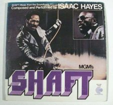 Buy SHAFT ~ Isaac Hayes / Double Album 1971 Soundtrack LP