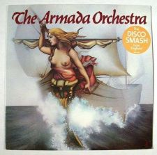 Buy THE ARMADA ORCHESTRA ~ The Disco Smash from England. 1975 Stereo LP