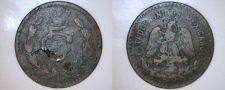 Buy 1927 Mexican 5 Centavo World Coin - Mexico