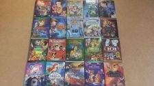 Buy NEW Lot of 4 Disney DVDs Your Choice! Mermaid,,Jungle,Lion,Frozen,Mulan,Beast++