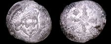 Buy 1550-N French Douzain Aux Crescent World Coin - France Henry II