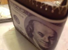 Buy $100 Dollar Wallet - Closeout Price - Last couple left!!! USA Seller Free Ship