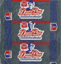 Buy Double Play Bubblegum Cool Icecream 1986 Wrapper - Several Baseball Players