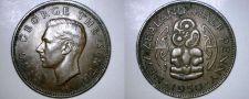 Buy 1950 New Zealand Half 1/2 Penny World Coin