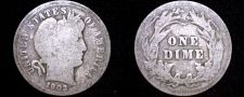 Buy 1903-P Barber Dime Silver