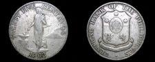 Buy 1962 Philippino 25 Centavo World Coin - Philippines