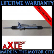 Buy 1987-1990 Mitsubishi Vanwagon Complete Power Steering Rack and Pinion Assembly