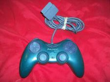 Buy PLAYSTATION PS1 CONTROLLER Performance Dual Impact Colors P-117 VG CONDITION