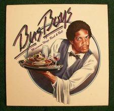 "Buy THE BUS BOYS "" Minimum Wage Rock & Roll "" 1980 R&B LP"