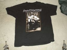Buy Paul McCartney Chaos and Creation Black Shirt - Medium