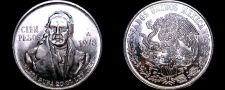 Buy 1978 Mexican 100 Peso World Silver Coin - Mexico Morelos