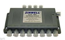 Buy Zinwell sam 4803 plug 4 in 8 out Multi Switch antenna sam4803 satellite direc tv