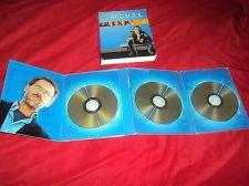 Buy House SEASON ONE 1 DVD 6 DUAL SIDE DISCS SLIP COVER & ART DISC CASE NRMNT TO VG