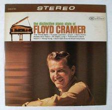 Buy FLOYD CRAMER ~ The Distinctive Piano Style of Floyd Cramer 1962 Pop LP